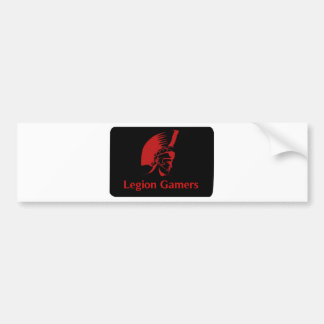 Legion Gamers Bumper Sticker