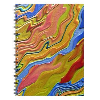 Let PureGold MUSIC enter your life Spiral Note Book