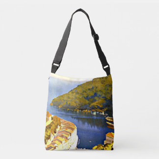 Let's Go on an Adventure Cross Body Bag Tote Bag