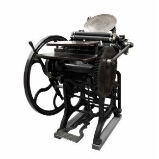 letterpress 1888 photo sculpture