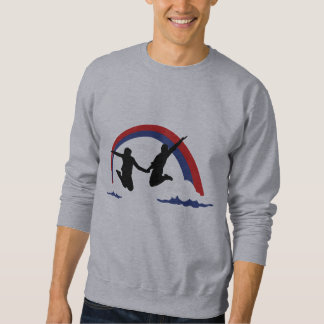 Life Before Facebook Pullover Sweatshirts