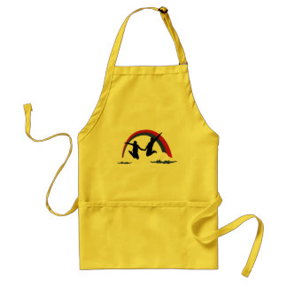 Life Before Facebook Standard Apron