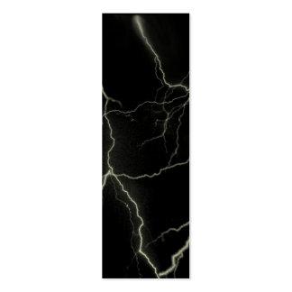 Lightning Pack Of Skinny Business Cards