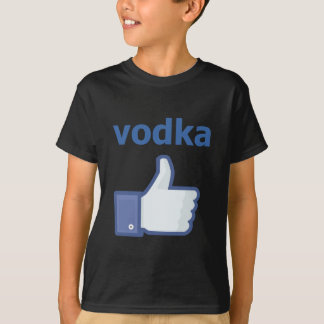 LIKE vodka Tee Shirt