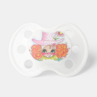 Lil Ragamuffin Noodle The Clown Pacifiers