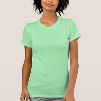 LIME :Ladies Spaghetti Top (Fitted) Shirt
