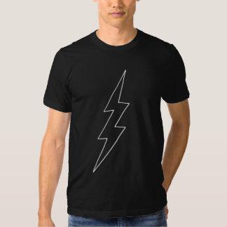 Line Lightning (White) Tshirt
