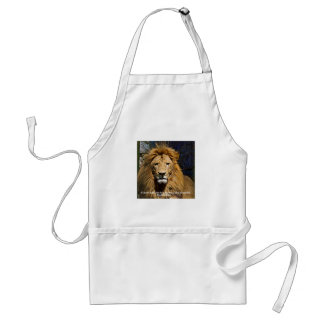 Lion or Sheep? Standard Apron