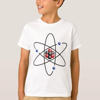 Lithium Atom Chemical Element Li Atomic Number 3 T Shirts
