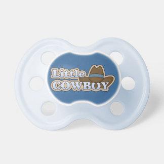 Little Cowboy Western Hat Pacifiers