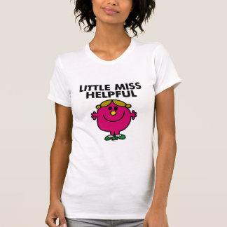 Little Miss Helpful Classic T Shirt