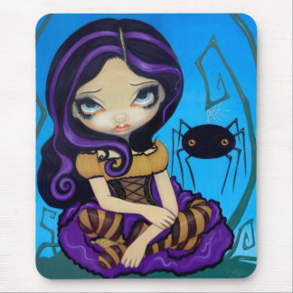 """Little Miss Muffet"" Mousepad"