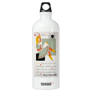 Little Miss Muffet SIGG Traveller 1.0L Water Bottle