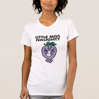 Little Miss Naughty | Huge Smile Shirts