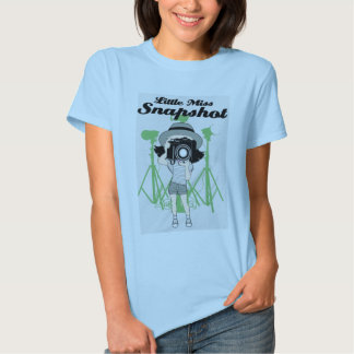 Little Miss Photographer Shirt