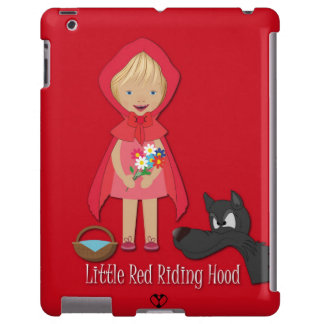 Little Red Riding Hood, iPad Case