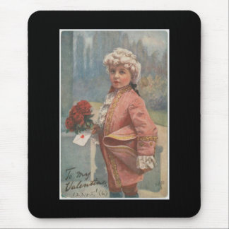 "Little Romeo ""To My Valentines"" Mouse Pad"