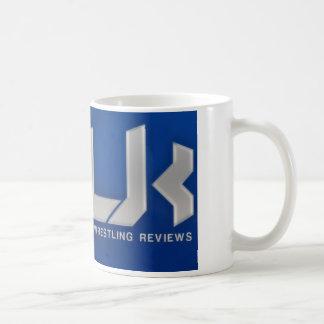 LK Wrestling Reviews - Biggest Pro Wrestling Fan Basic White Mug