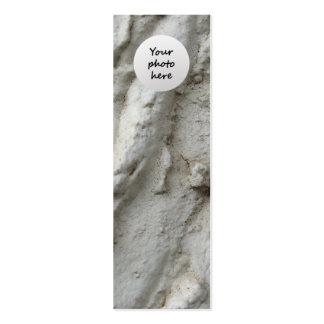 Loam Wall Custom Bookmark Pack Of Skinny Business Cards