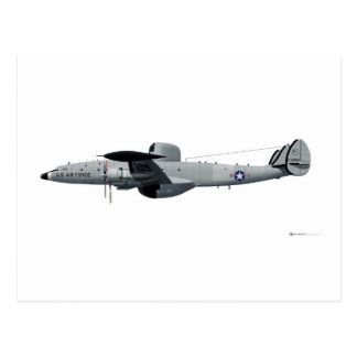 "Lockheed EC-121 Warning Star ""Triple Nickel"" Postcard"