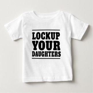 Lockup Your Daughters T-shirt