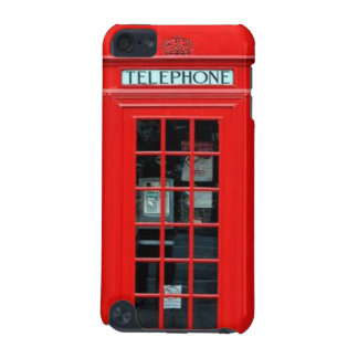London Phone Booth iPod Touch Case