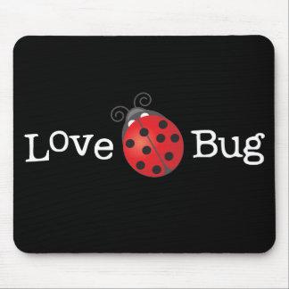 Love Bug - Ladybug Mouse Pad