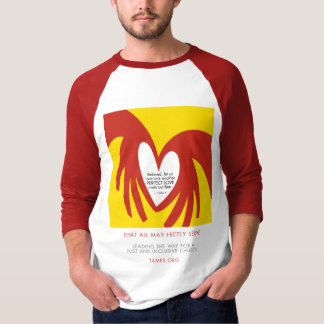 Love Casts Out Fear - T-Shirt