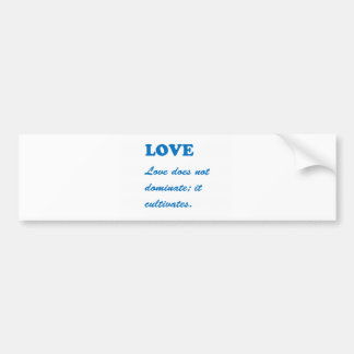 LOVE: Greetings n Gifts: Romance Heart Spiritual m Bumper Sticker