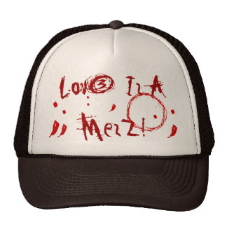 love Is A Mess Hat