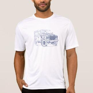 LR Defender 2013 Tshirt