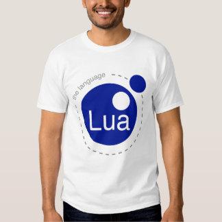 lua logo t-shirts