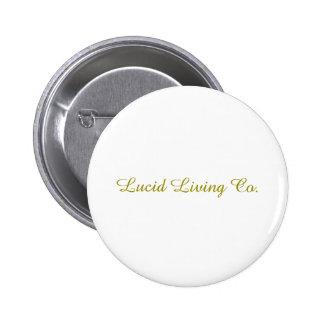 Lucid Living Co. Pin