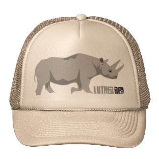 """Luther Red """"Reno"""" Cap"""