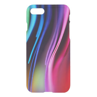 Macro Colorful Paper Photo Rainbow Picture iPhone 7 Case