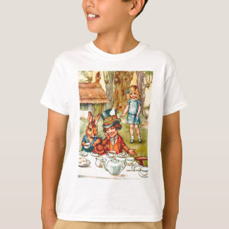 Mad Hatter's Tea Party  - Alice in Wonderland Shirts