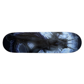 Magic board 21.6 cm old school skateboard deck