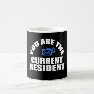 Mail Carrier - Current Resident Basic White Mug