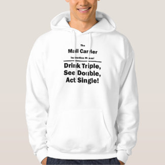 mail carrier hoodies