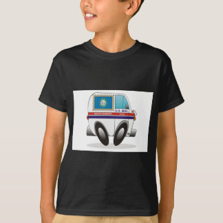Mail Truck SOUTH DAKOTA T-shirts