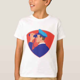 mailman postal worker delivery man t-shirts