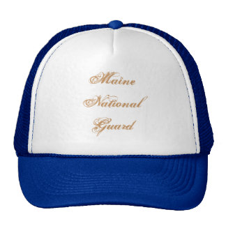 Maine National Guard Cap