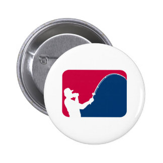 Major League Fishing 6 Cm Round Badge