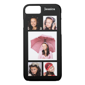 Make Your Own Instagram Photo Collage iPhone 7 Case
