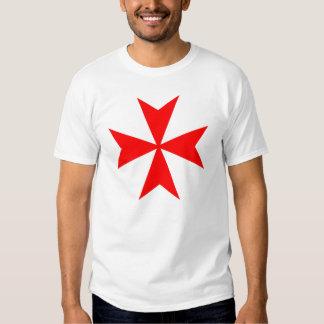 Maltese Cross Tee Shirt