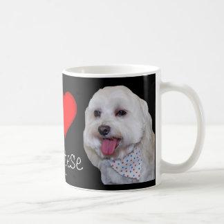Maltese Love Mug