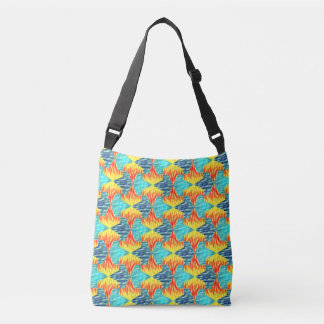 Mamluks Fire and Water Pattern Tote Bag