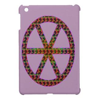 Manat's wheel of fate iPad mini case