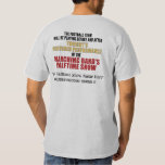 Marching Band Halftime Show (back) Custom Shirt