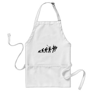 Marching Band - Saxophone Player Standard Apron